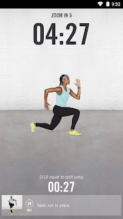 NIKE+ TRAINING CLUB - screenshot thumbnail