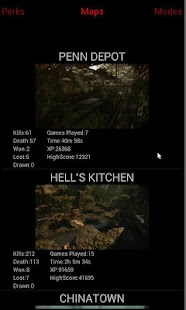 Crysis 3 Stats - screenshot thumbnail