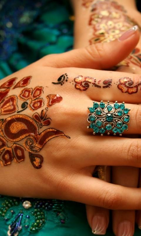 Mehandi Designs - screenshot