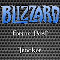 Blizzard Forum Post Tracker logo