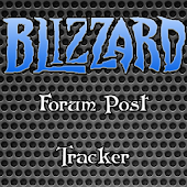 Blizzard Forum Post Tracker