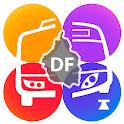Rutas DF icon