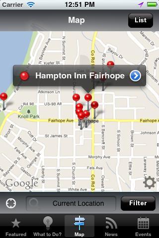 Fairhope- screenshot