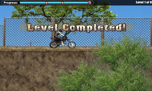 Crazy Moto Racing HD - screenshot thumbnail