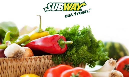 Subway Ordering for California- screenshot thumbnail
