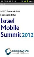 Screenshot of Mobile World Congress Events