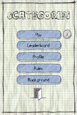 【免費解謎App】SCATEGORIES  (Free words game)-APP點子