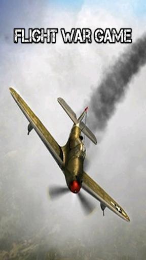 Flight War Simulator Game