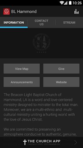 Beacon Light of Hammond LA