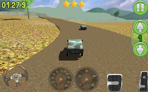 Army Hummer Jeep