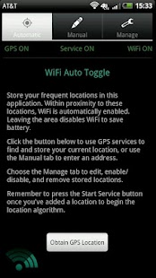WiFi Auto Toggle- screenshot thumbnail