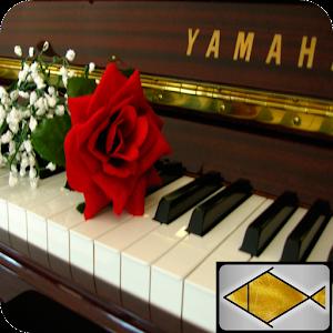 古典鋼琴輕鬆的音樂 健康 LOGO-阿達玩APP