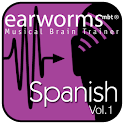 Earworms Rapid Spanish Vol.1 logo