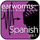 Earworms Rapid Spanish Vol.1