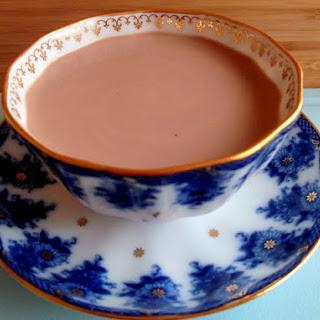 Tea Spiced Hot Chocolate.