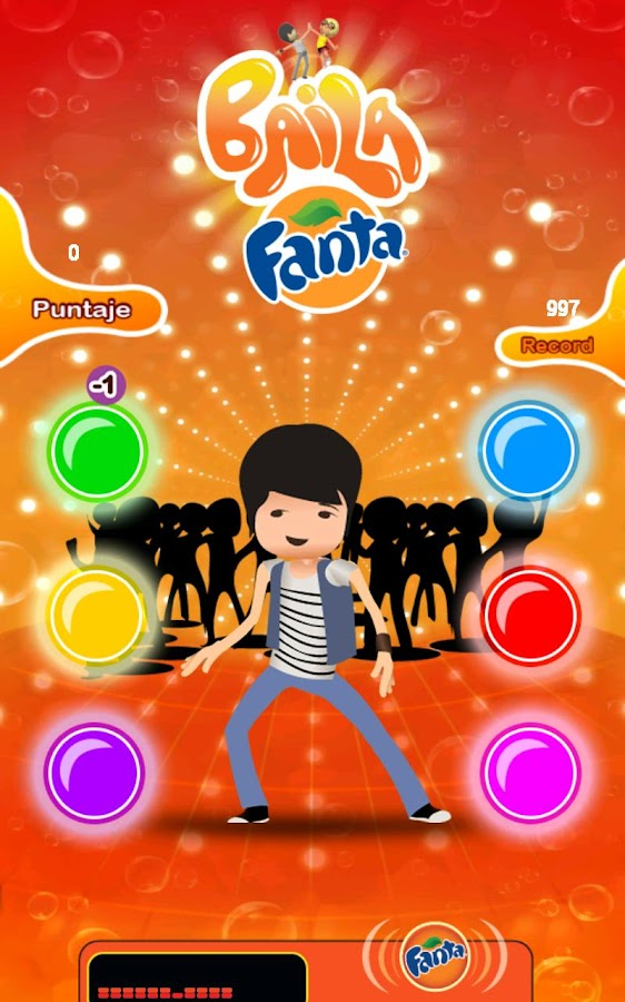 Baila Fanta - screenshot