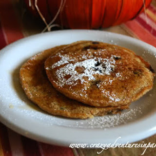Blueberry Pancakes Awesomeness Recipe
