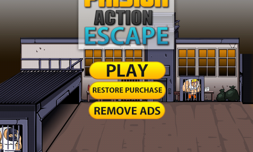 Prision Action Escape