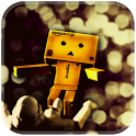 3D Danbo Wallpaper icon