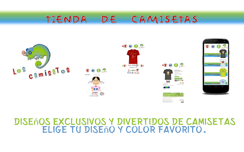 Camisetas Los Camisetos screenshot 6
