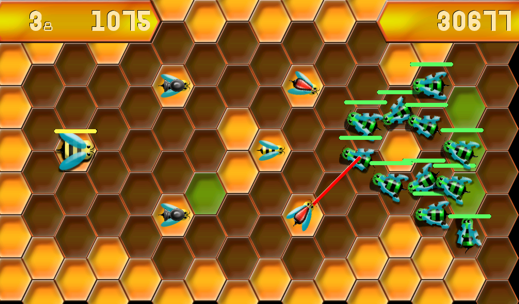 Zombees- screenshot