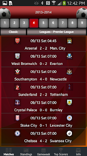 English League Live- screenshot thumbnail