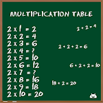 Multiplication Table FREE 1.4.1 Apk