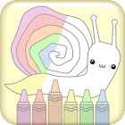 Kids' Cuddly Coloring Book icon