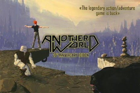 Another World- screenshot thumbnail