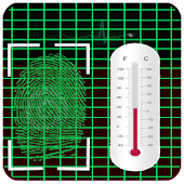 Thermometer Fingerprint Prank