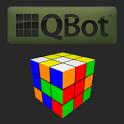 QBot Rubiks Cube Solver icon