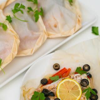 Mediterranean Chicken Packets