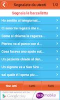 Screenshot of Barzellette e Scherzi