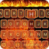 Fire Theme for Keyboard emoji