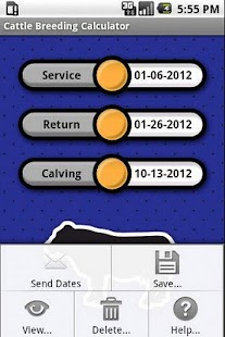 Cattle Breeding Calculator- screenshot thumbnail
