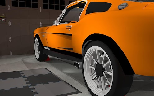 Fix My Car: Classic Muscle Car - screenshot thumbnail