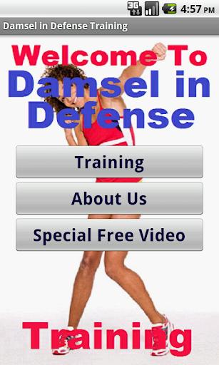 in Damsel in Defense Biz