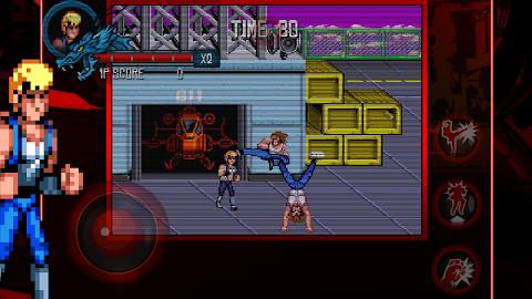 Double Dragon Trilogy Screenshot 4