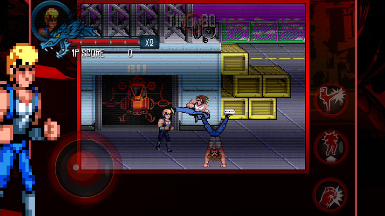 Double Dragon Trilogy screenshot #4