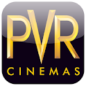 PVR Cinemas logo
