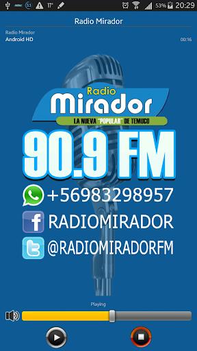 Radio Mirador FM Temuco