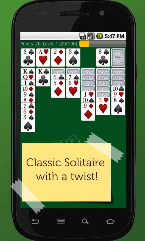 Solitaire Champion- screenshot