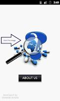 Screenshot of Bd Drug Directory