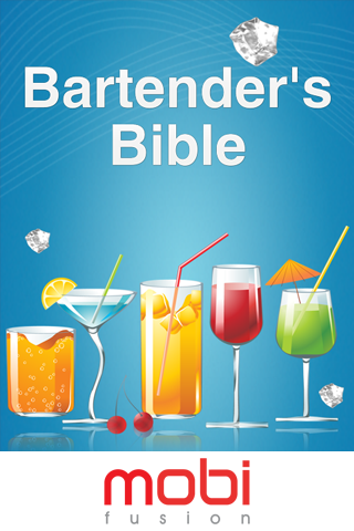 Bartender's Bible - screenshot