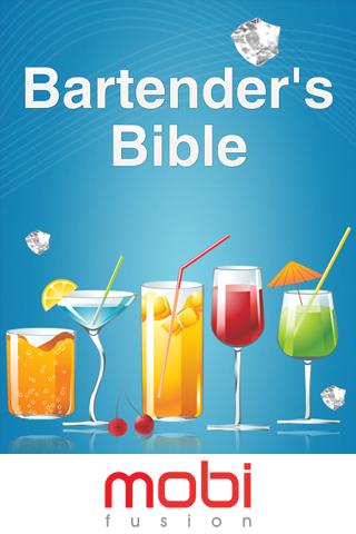 Bartender's Bible - screenshot