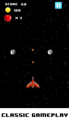 Space Fighter - Star Battle