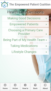 Empowered Patient- screenshot thumbnail