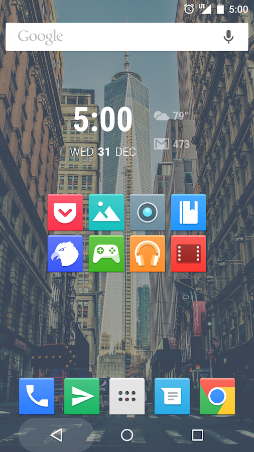 Dash UI - Icon Pack- screenshot