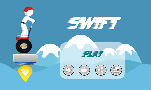 Swift Rider - FREE- screenshot thumbnail