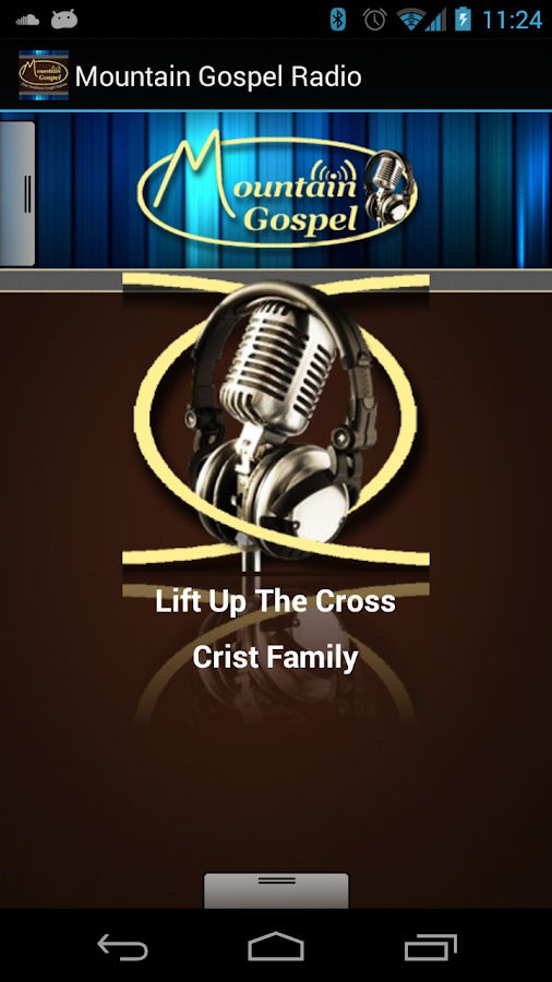Mountain Gospel Radio - screenshot